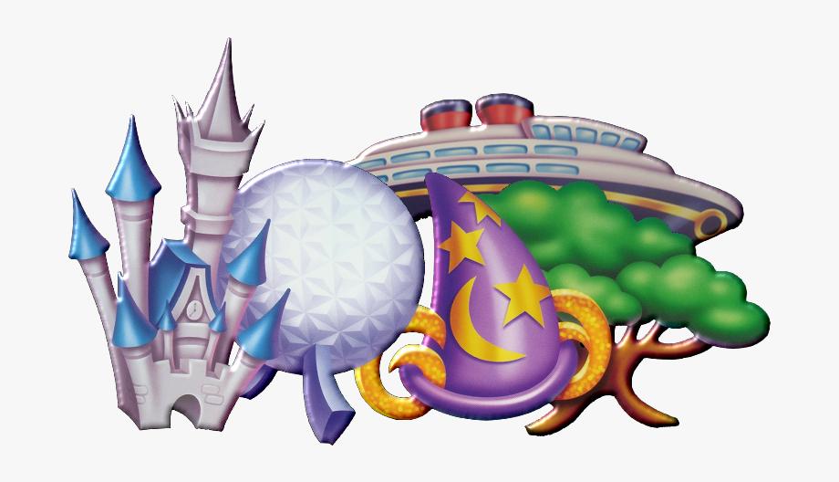 Disney Parks Clip Art , Transparent Cartoon, Free Cliparts.