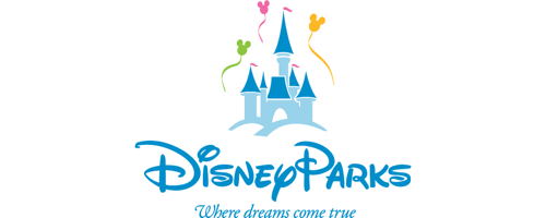 Disney Resorts and Parks Logo.