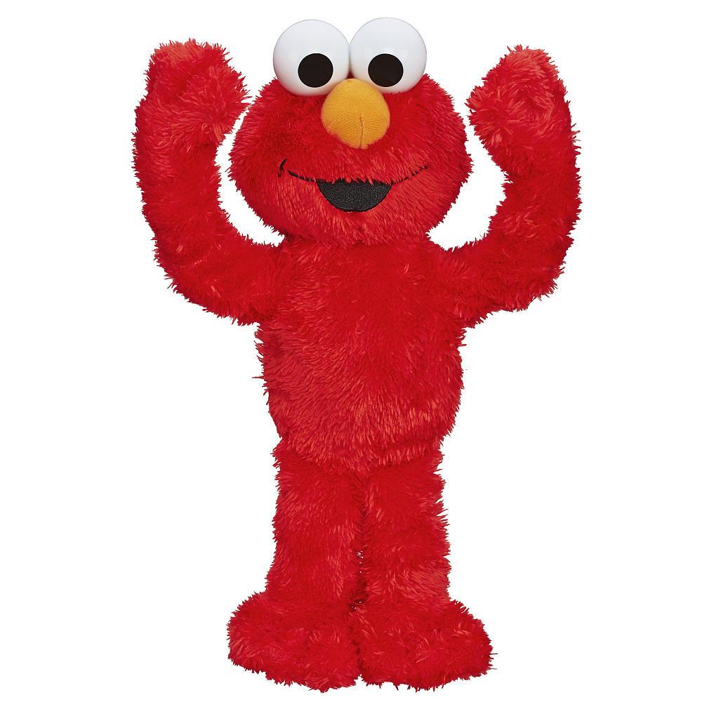 How To Draw Elmo.