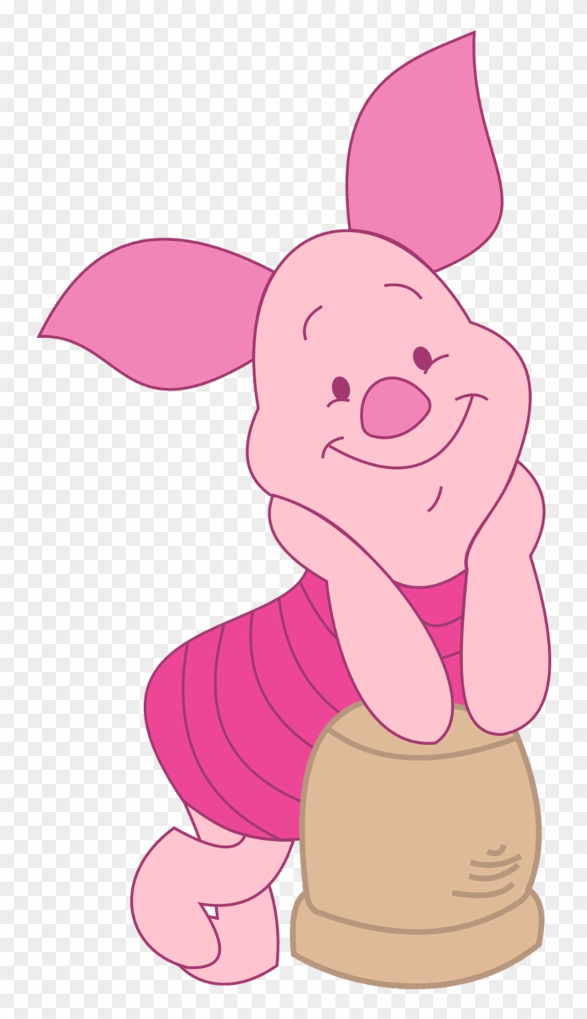 Piglet Clipart Animal, Disney.