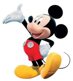 Disney Png Clipart Mickey.