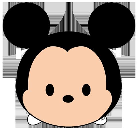 Disney Tsum Tsum Clip Art Images.