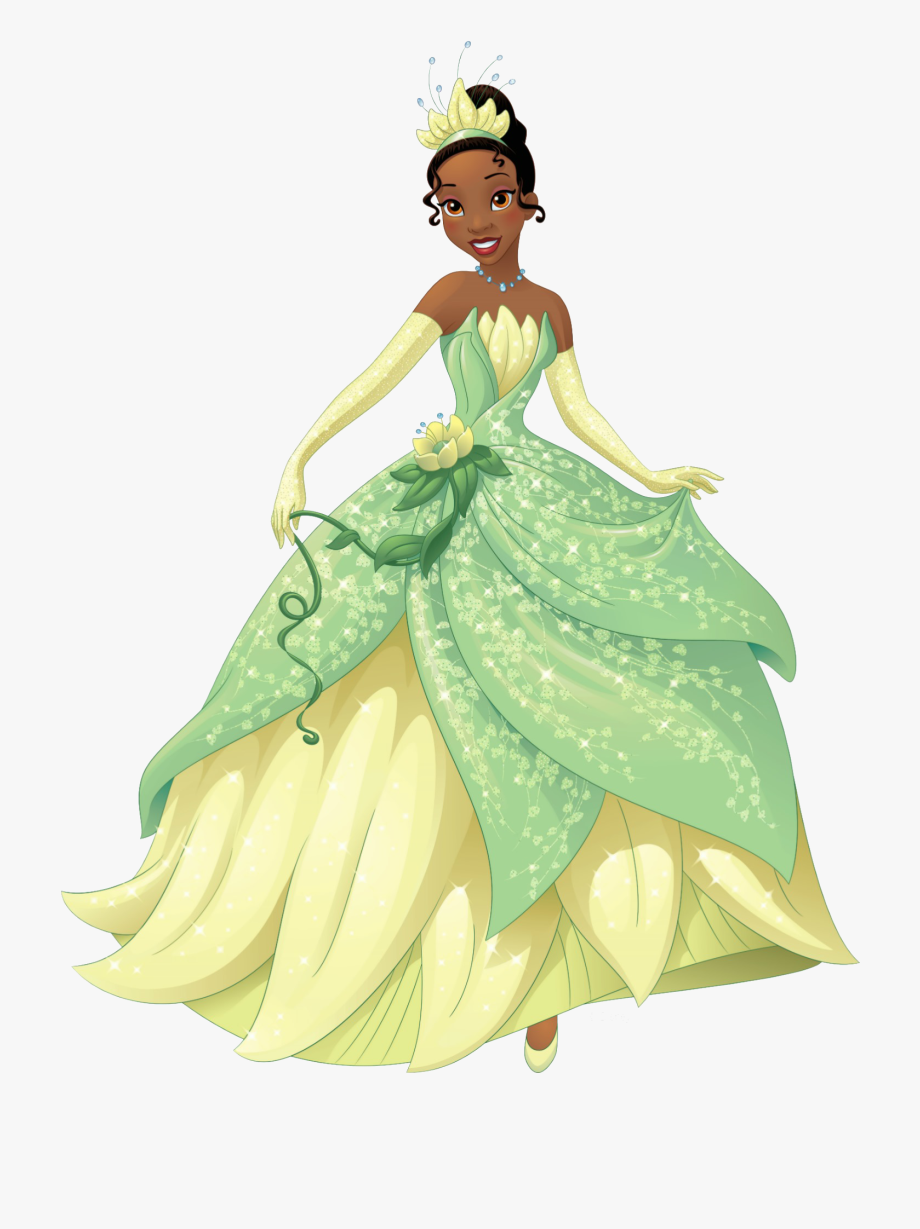 Princess And The Frog Crown Clipart.