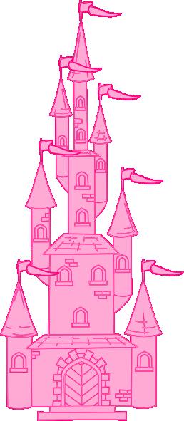 Disney Princess Castle Clipart.
