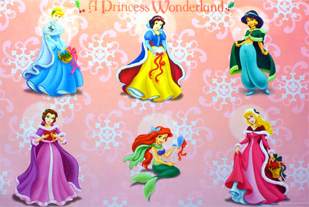Disney Princess Picture #13 Poster. From Walt Disney Poster shop.