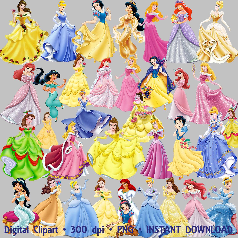 Cinderella clip art.