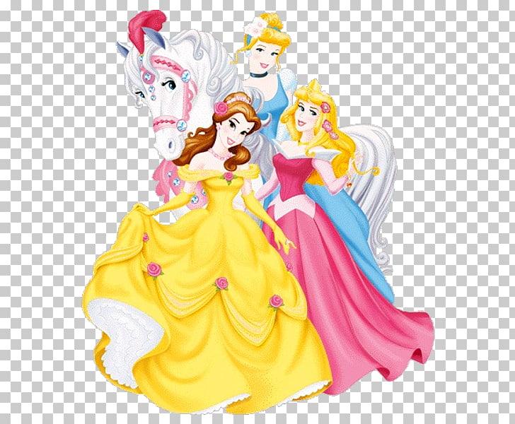 Princess Aurora Belle Ariel Cinderella Rapunzel, Disney.