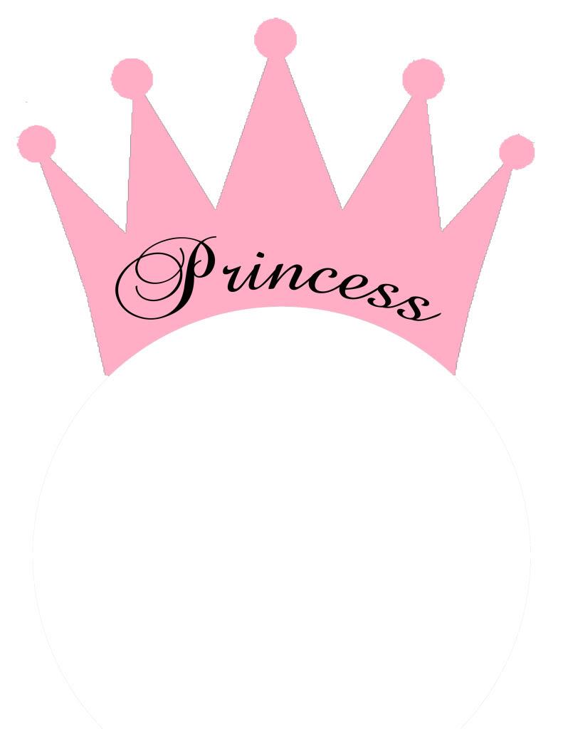 Clip Art Princess Tiara.