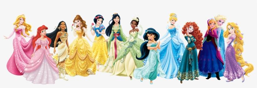 Disney Princesses Png Picture.