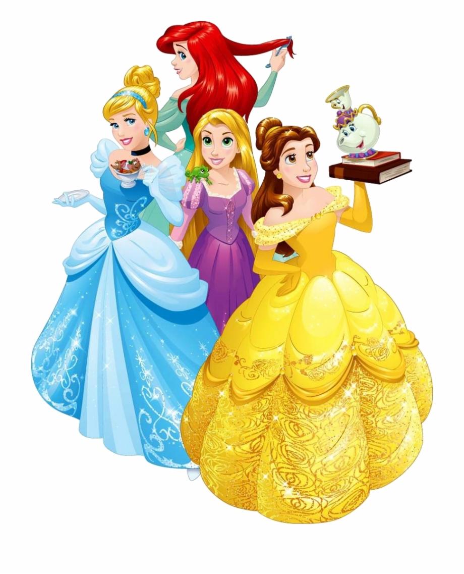 Disney Princesses Transparent.