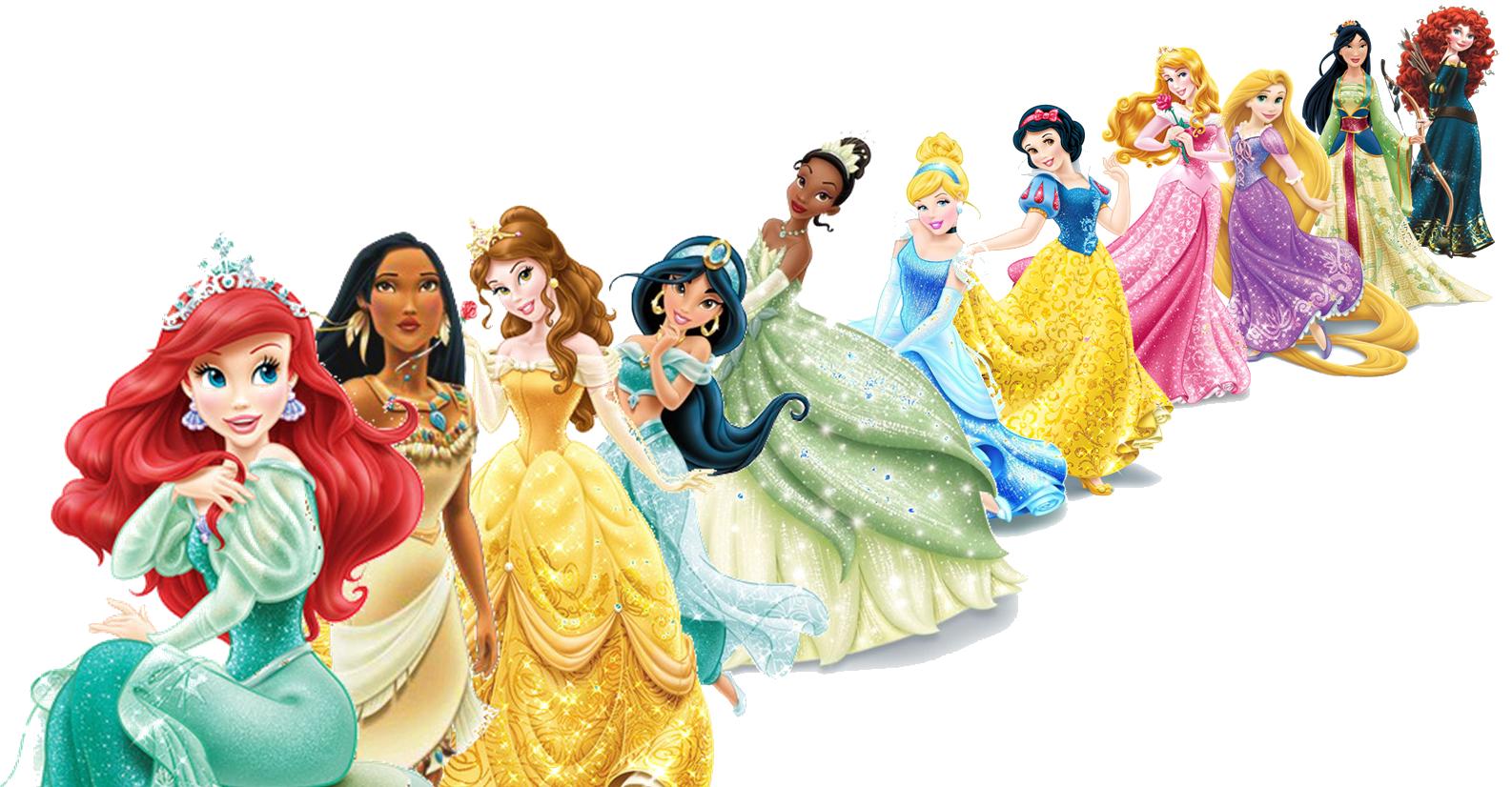 Disney Princesses PNG Transparent Disney Princesses.PNG Images.