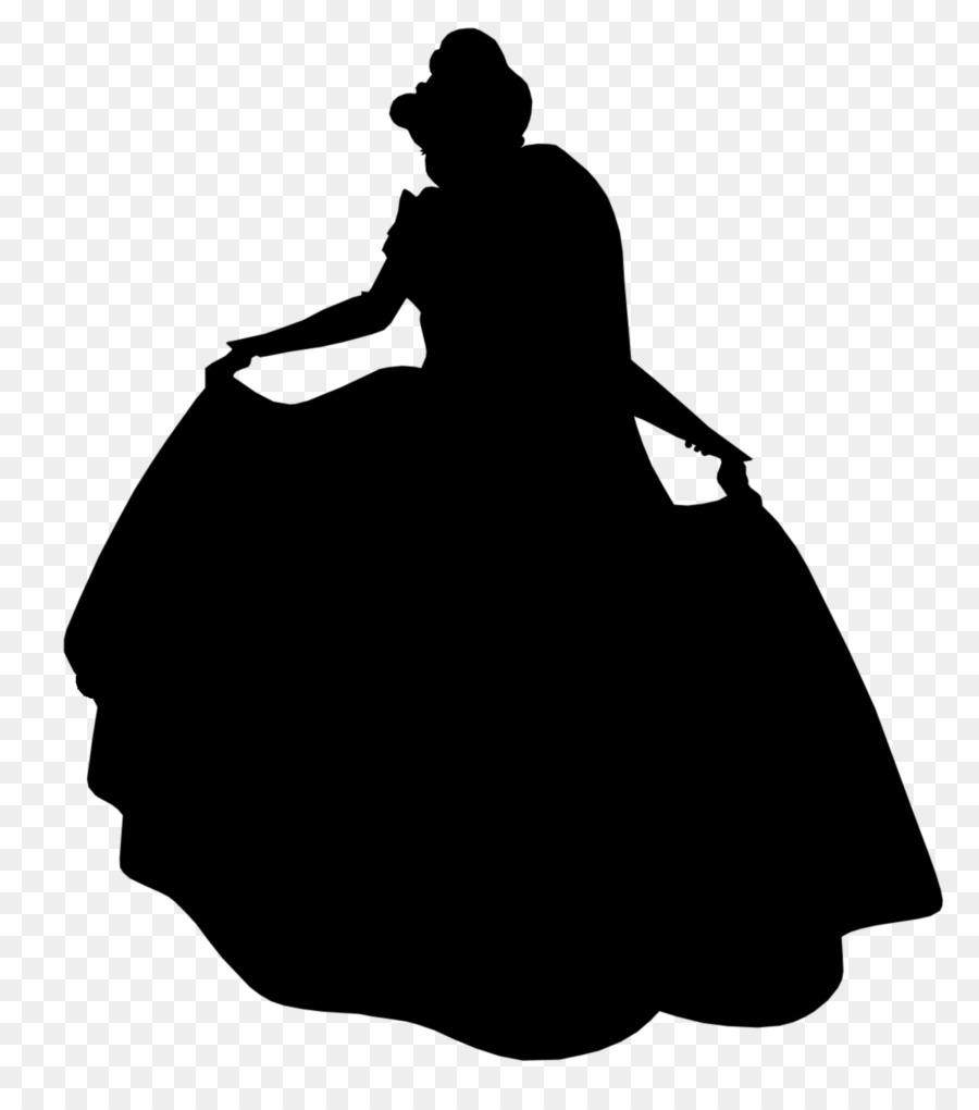 Download Free png Rapunzel Silhouette Cinderella Disney Princess The.