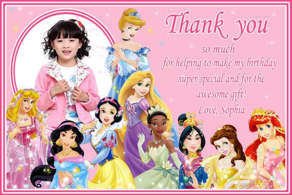 SALE Disney Princess Birthday Invitation Disney Princess.