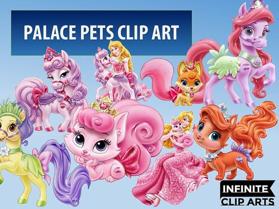 17 Best images about Disney Princess Palace Pets Birthday Ideas on.