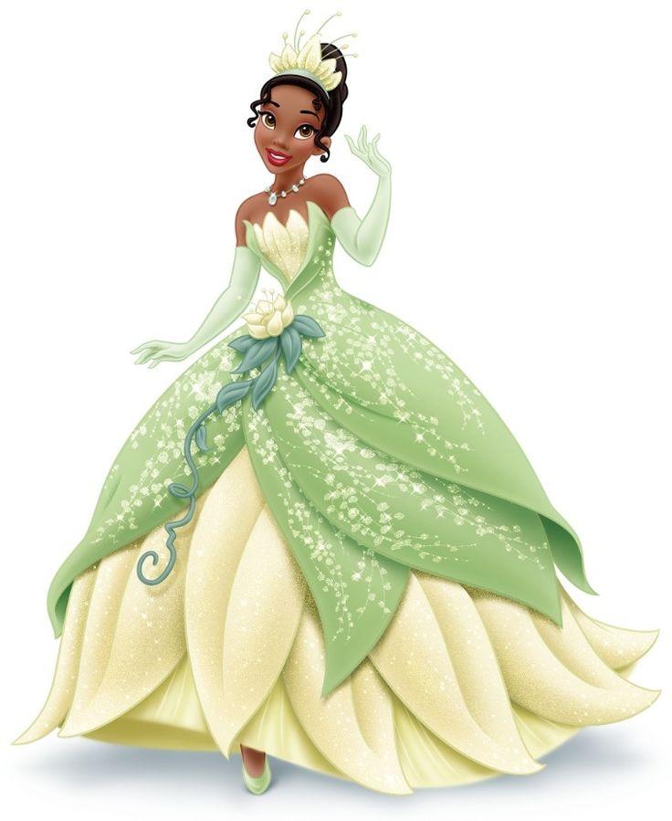 17 Best images about Clip Art Princess Tiana on Pinterest.