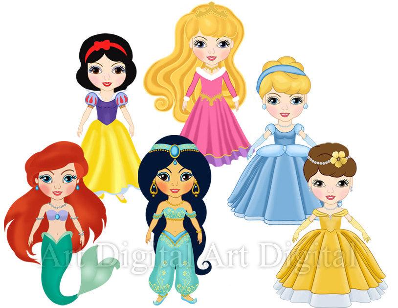 Disney Princess Toys Clipart Clipground