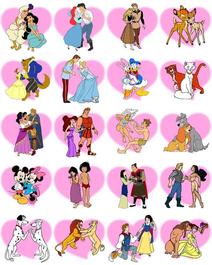17 Best ideas about Disney Couples on Pinterest.
