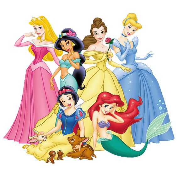 Disney Romance Clipart.