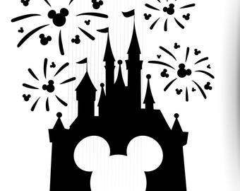 Disney silhouette.