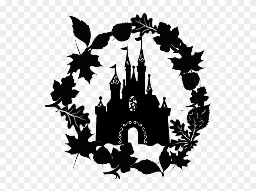 Disney Castle Silhouette Png.