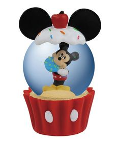 Amazing Disney Snow Globe.