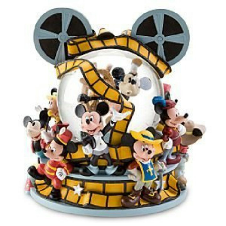 17 Best images about Disney snow globes on Pinterest.