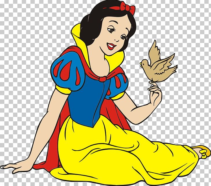 Snow White Seven Dwarfs Disney Princess PNG, Clipart, Art, Artwork.