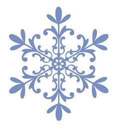 Disney Frozen Snowflake Clipart.