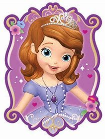 Image result for sofia the first CLIP ART.