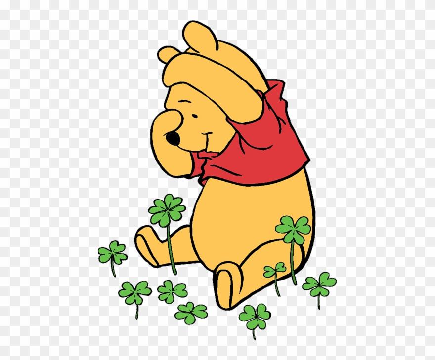 St Patricks Day Winnine Pooh Clipart > > 43,65kb.