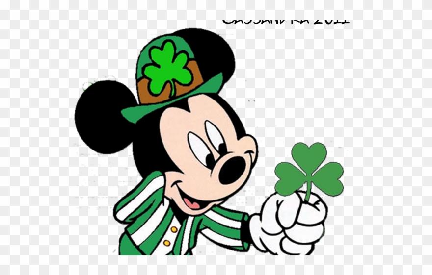 Patrick`s Day Clipart Disney.