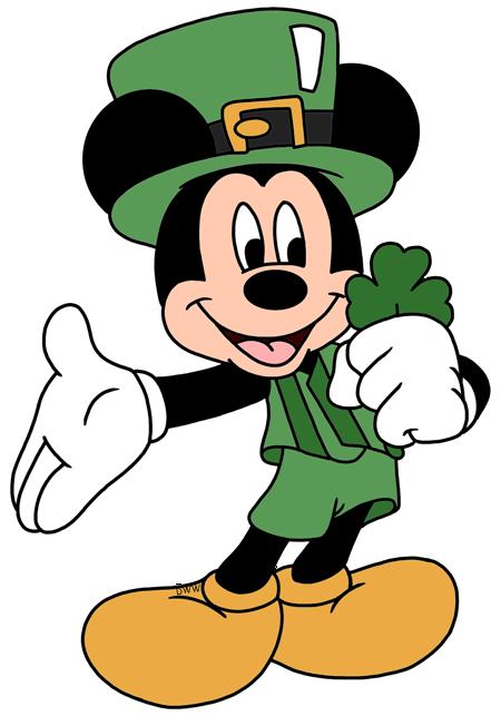 Happy St. Patricks Day Everyone! l #disneyfaves.