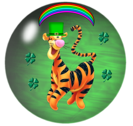 Disney clipart st patricks day.