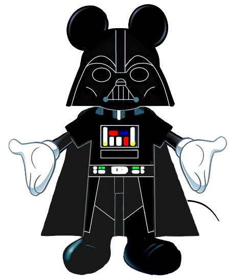 This is best Star Wars Clip Art #5521 Star Wars Mickey Mouse Clipart.