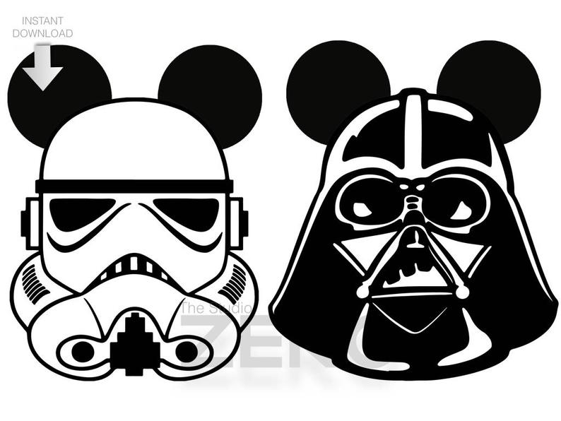 Star Wars Clipart, Skywalker, Storm Trooper Clipart, Star Wars Matching  Shirt, Disney Iron On Transfer or as Clip Art, Star Wars Shirt.