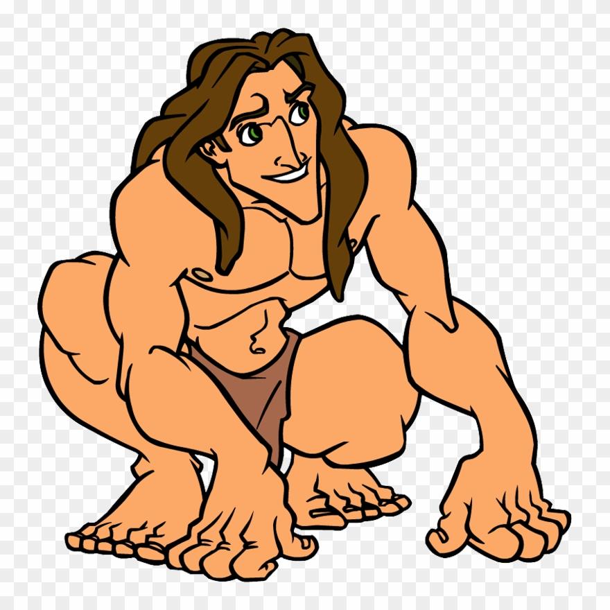 Baboon Clipart Tarzan.
