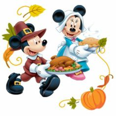 Disney Thanksgiving Clipart Backgrounds.