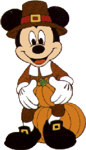 HD Mickey Mouse Halloween Clip Art.
