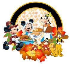 Thanksgiving Images Free Clip Art New Disney Thanksgiving Clipart.