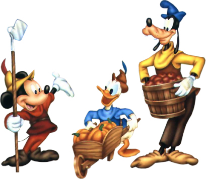 Free Mickey Mouse Thanksgiving Clipart, Download Free Clip Art, Free.