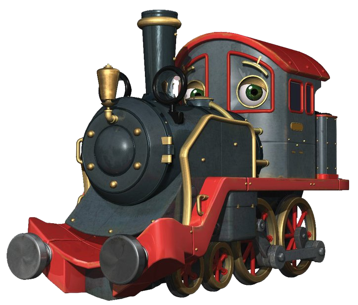 Chuggington Clipart.