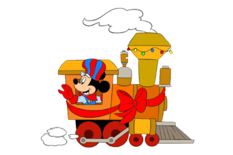 Mickey Train Engineer Image?.