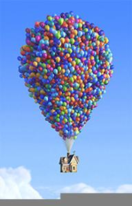 Disney Pixar Up Clipart.