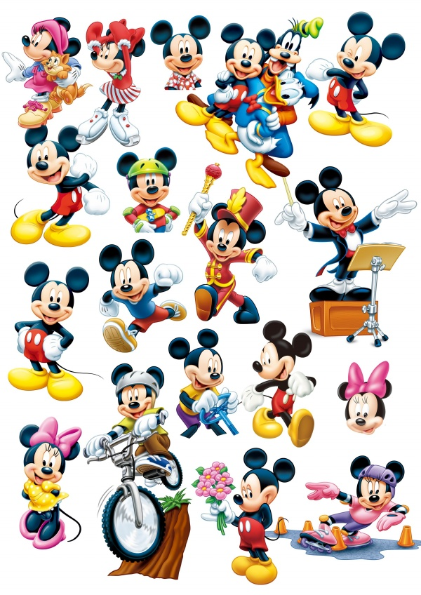 Free Mickey Mouse Vector, Download Free Clip Art, Free Clip Art on.