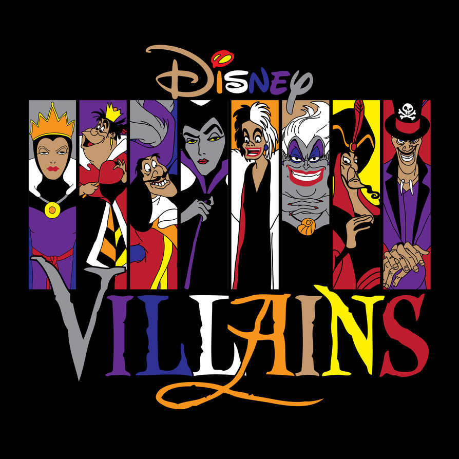 Can you name these Disney Villains by their hands?.