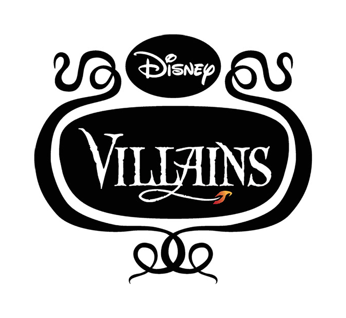 disney villans clipart black and white - Clipground