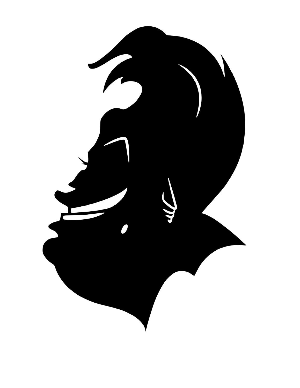 disney villans clipart black and white 20 free Cliparts ...