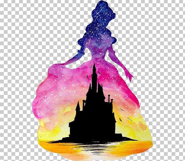 Aurora Belle Ariel Disney Princess Watercolor Painting PNG, Clipart.