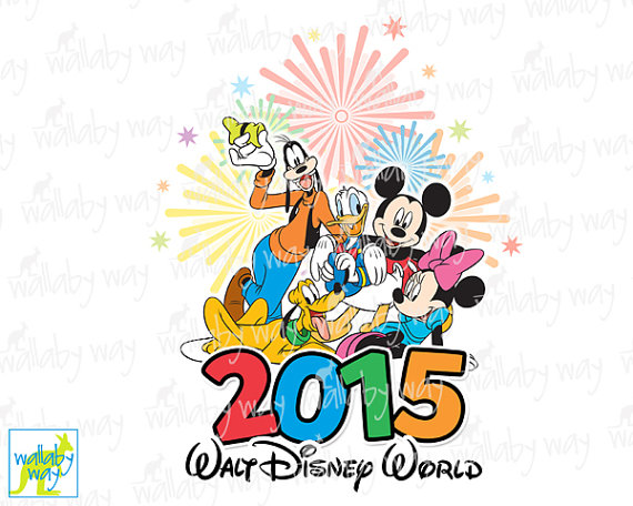 Disney World Characters Clipart (72+).