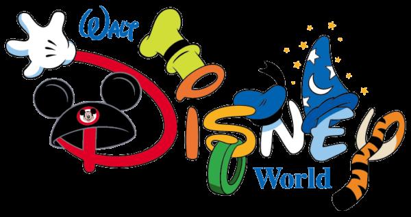 Free Disney World Clipart Image.
